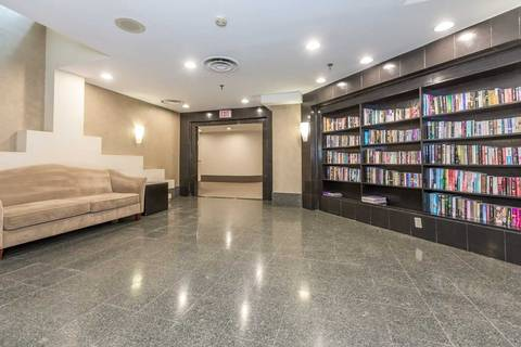 Apartment for rent at 711 Bay St Unit 919 Toronto Ontario - MLS: C4550334