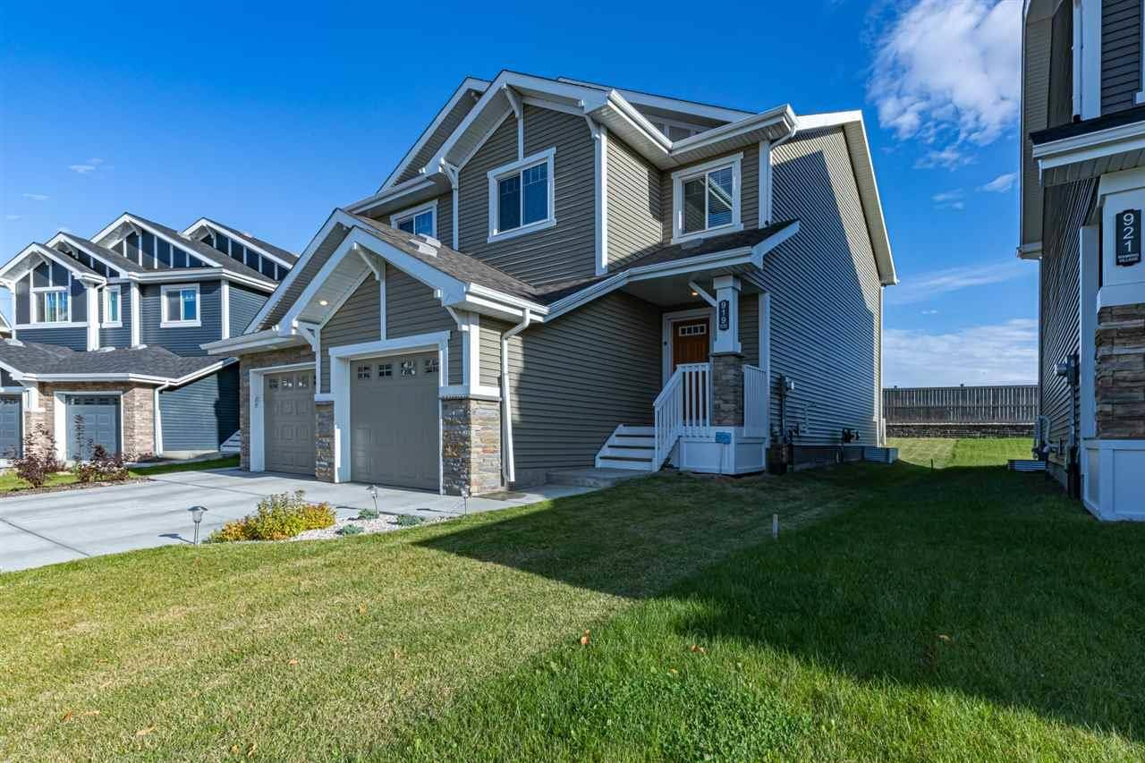 Townhouse for sale at 919 Ebbers Cres Nw Edmonton Alberta - MLS: E4174486