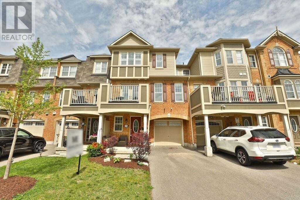 Townhouse for sale at 919 Nadalin Ht Milton Ontario - MLS: 30809258