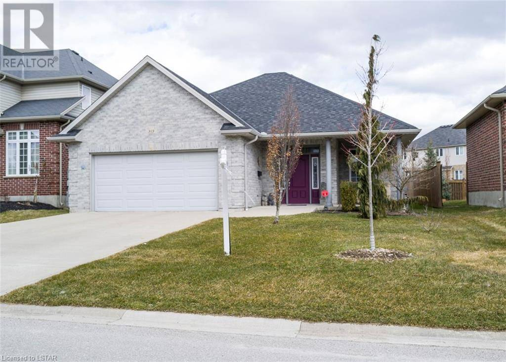 House for sale at 919 Talisman Cres London Ontario - MLS: 241619