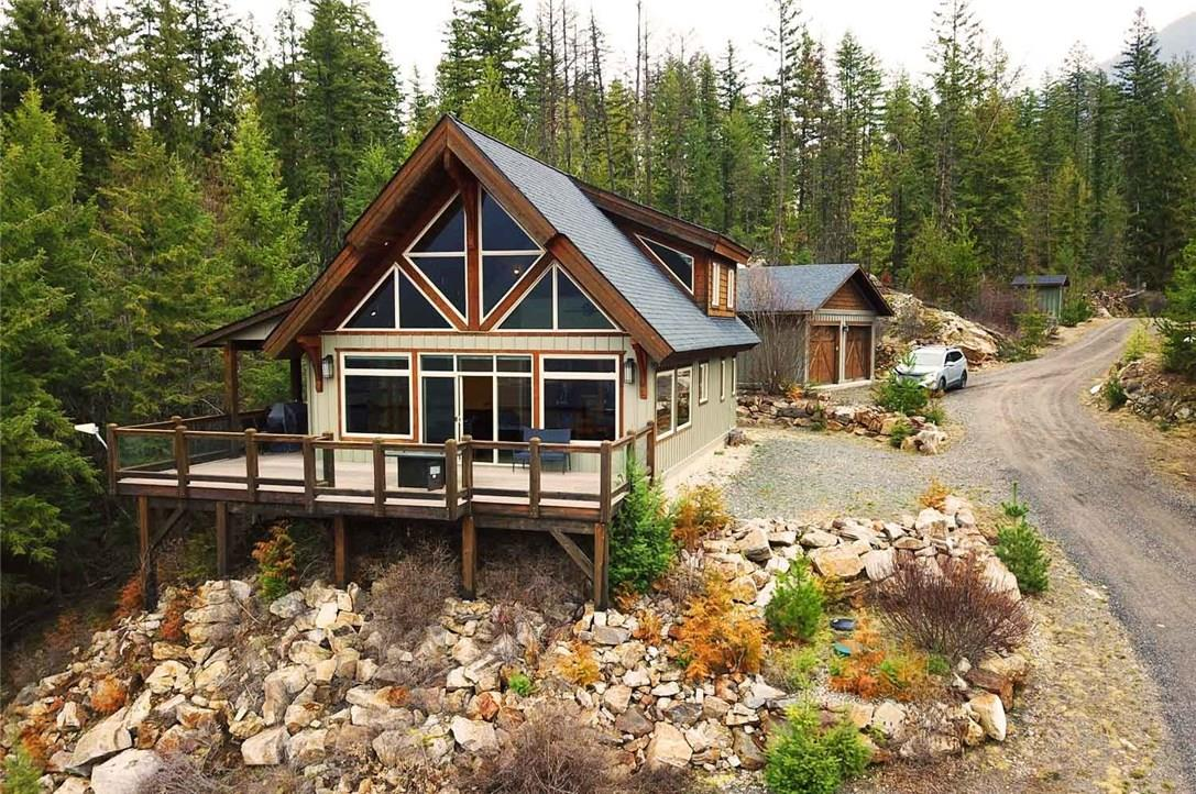 Removed: 1 - 9191 Valhalla View Drive, Silverton, BC - Removed on 2020-01-15 11:51:02