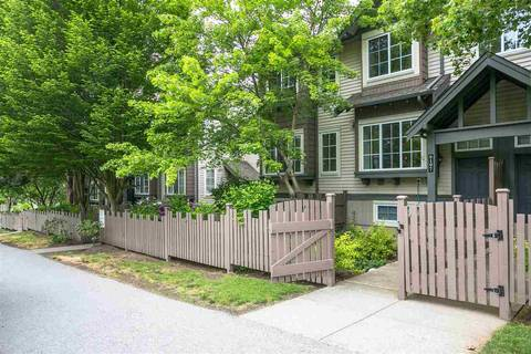 Townhouse for sale at 9197 Cameron St Burnaby British Columbia - MLS: R2372363