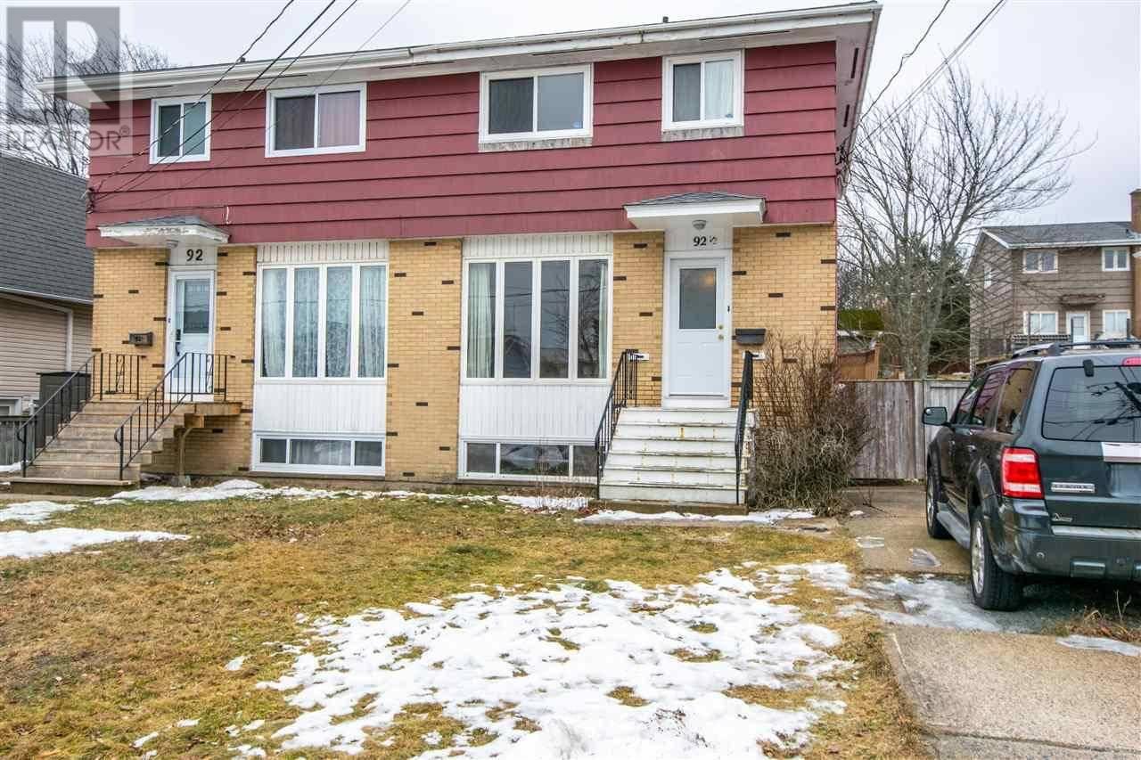House for sale at 1 Convoy Ave Unit 92 Halifax Nova Scotia - MLS: 202002310