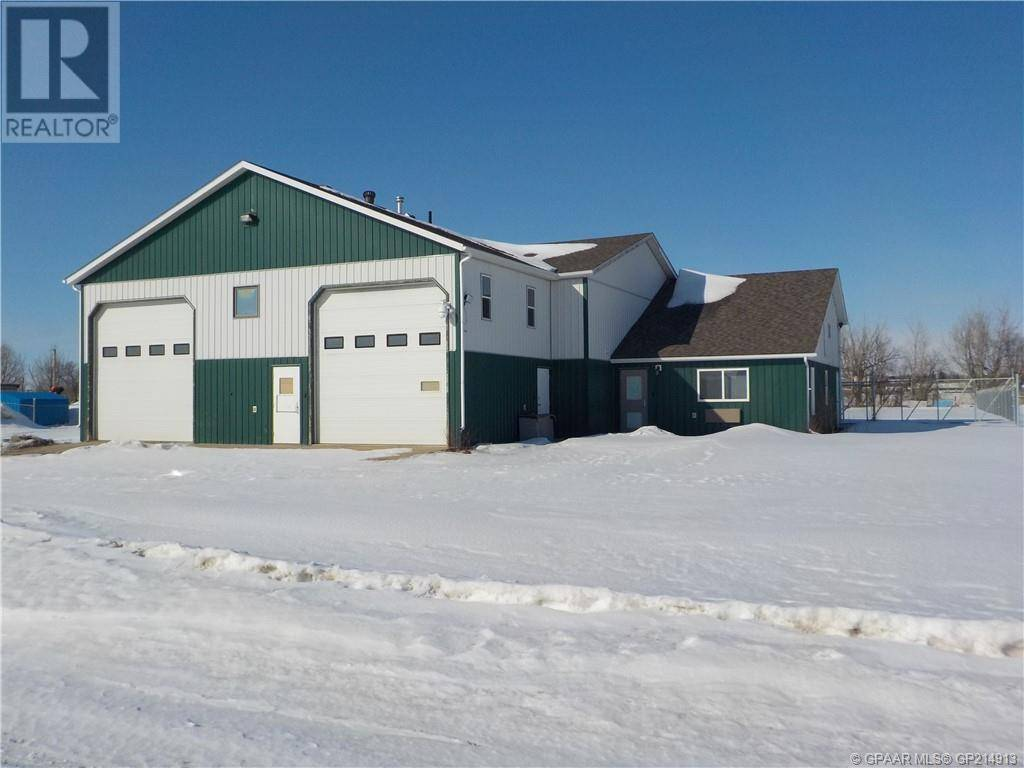 Commercial property for sale at 10832 92 Ave Ave Unit 92 Fairview Alberta - MLS: GP214913