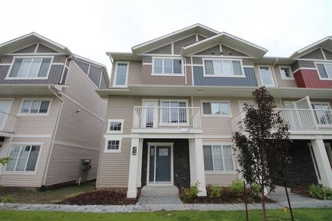 Townhouse for sale at 17832 78 St Nw Unit 92 Edmonton Alberta - MLS: E4166474