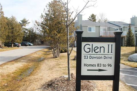 Apartment for rent at 23 Dawson Dr Unit 92 Collingwood Ontario - MLS: S4733247