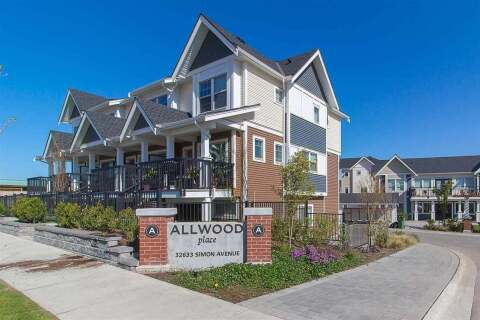 Townhouse for sale at 32633 Simon Ave Unit 92 Abbotsford British Columbia - MLS: R2478088