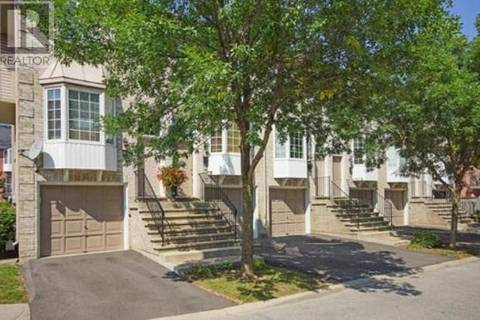 Townhouse for rent at 3480 Upper Middle Rd Unit 92 Burlington Ontario - MLS: 30731207