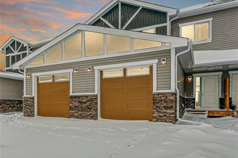 Townhouse for sale at 351 Monteith Dr Southeast Unit 92 High River Alberta - MLS: C4293207
