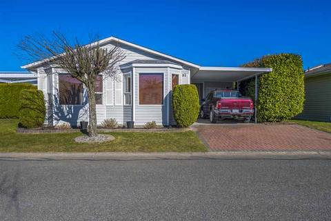 House for sale at 45918 Knight Rd Unit 92 Sardis British Columbia - MLS: R2349880