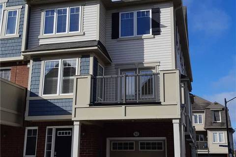 Townhouse for rent at 6020 Derry Rd Unit 92 Milton Ontario - MLS: W4670018