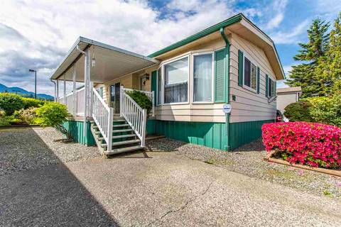 Home for sale at 6338 Vedder Rd Unit 92 Chilliwack British Columbia - MLS: R2370484
