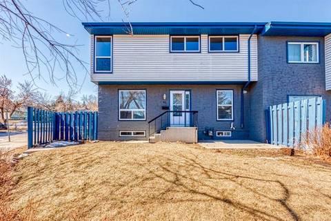 Townhouse for sale at 6440 4 St Northwest Unit 92 Calgary Alberta - MLS: C4235500