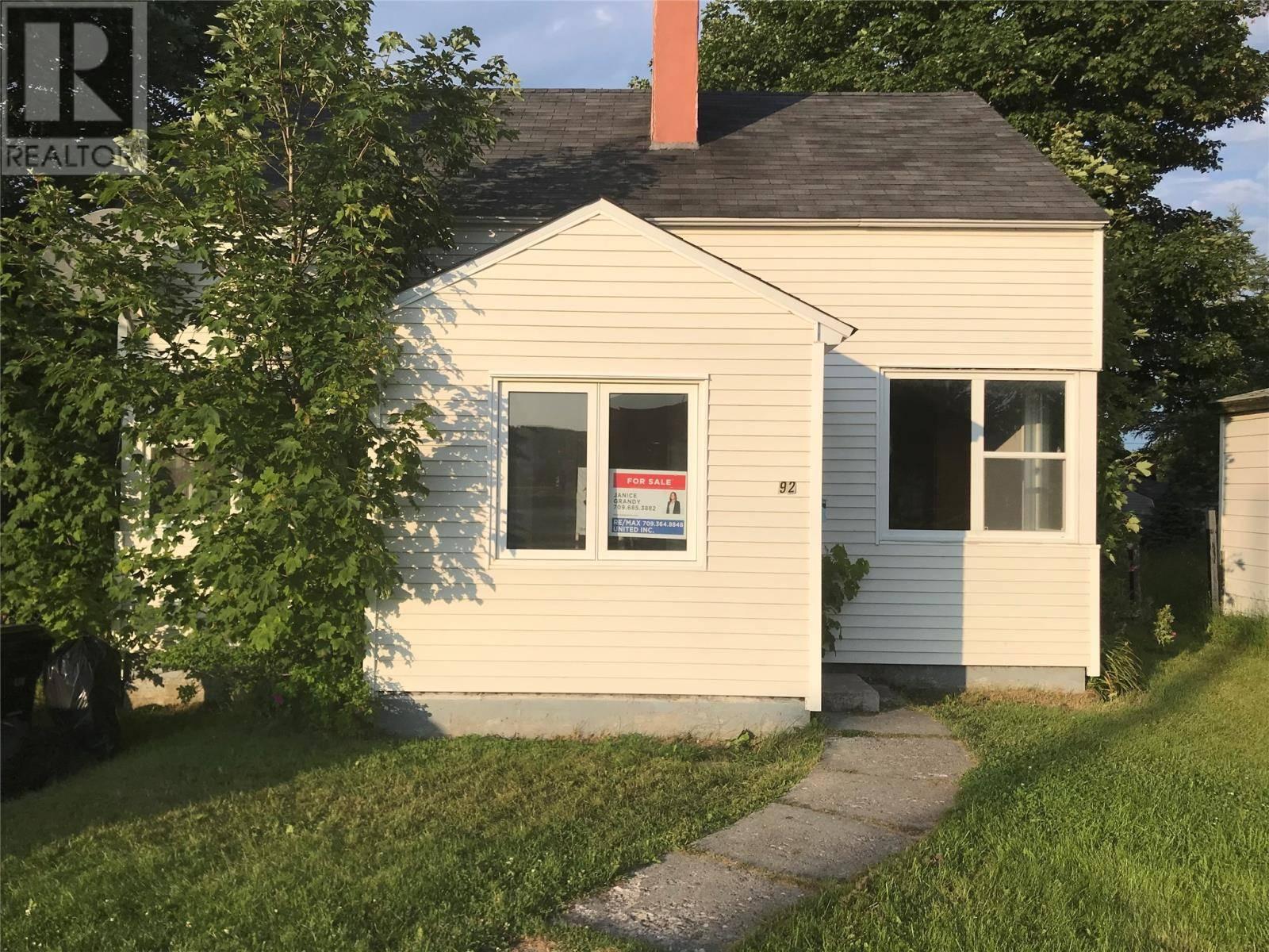 House for sale at 92 Allandale Rd St. John's Newfoundland - MLS: 1200017