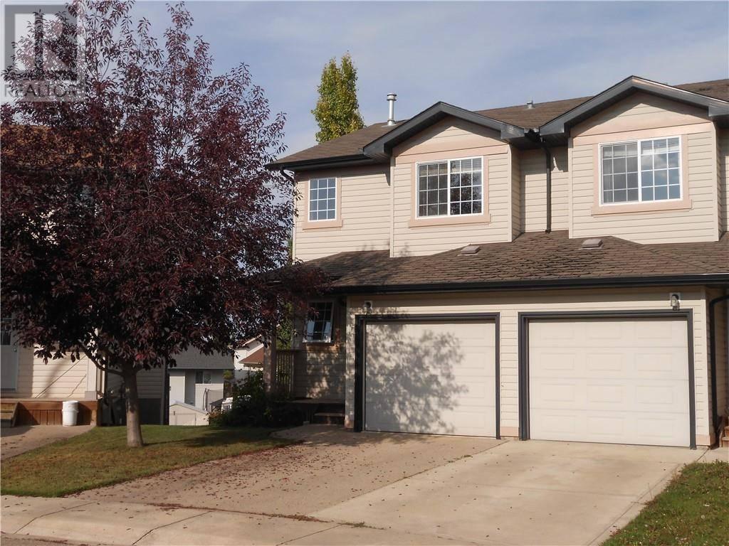 Townhouse for sale at 92 Arthur Cs Red Deer Alberta - MLS: ca0178579