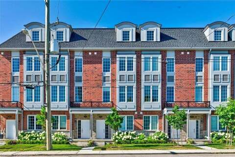 Townhouse for sale at 92 Augusta St Hamilton Ontario - MLS: 30824182