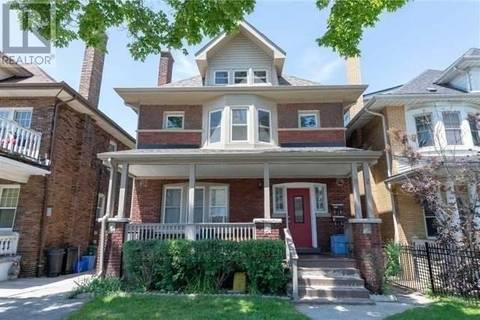 Townhouse for rent at 92 Barnesdale Blvd Hamilton Ontario - MLS: X4444959
