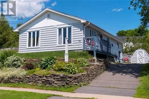 House for sale at 92 Beaverbrook Ave Saint John New Brunswick - MLS: NB027864
