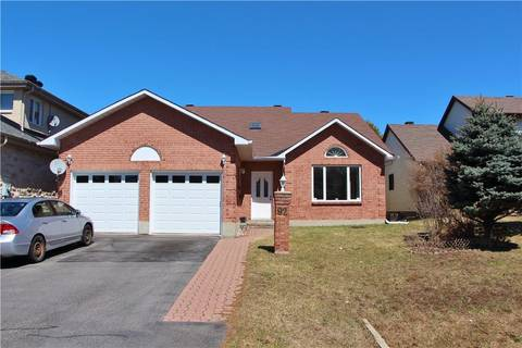 House for sale at 92 Belleview Dr Ottawa Ontario - MLS: 1147424