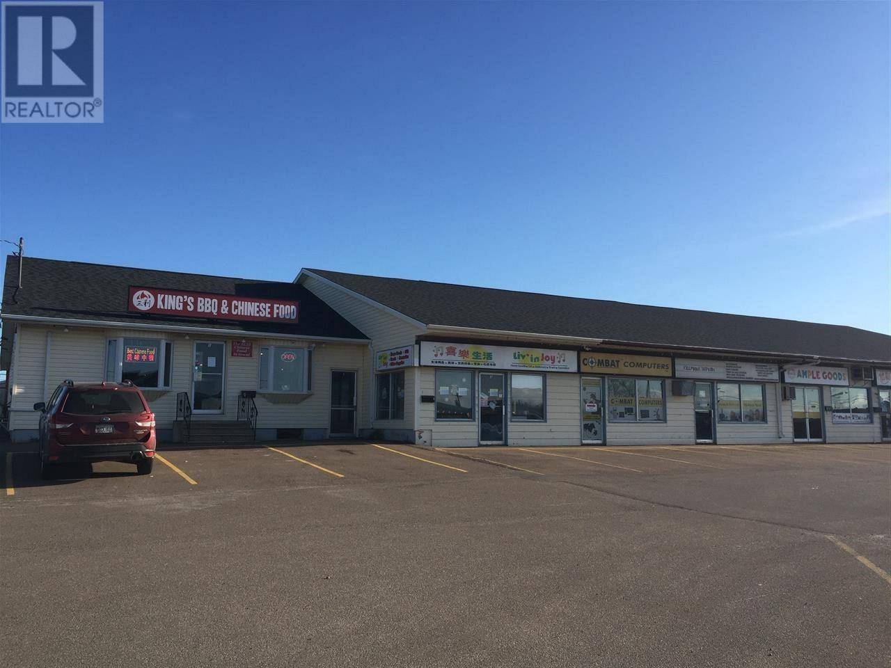 Commercial property for sale at 92 Capital Dr Charlottetown Prince Edward Island - MLS: 201927465