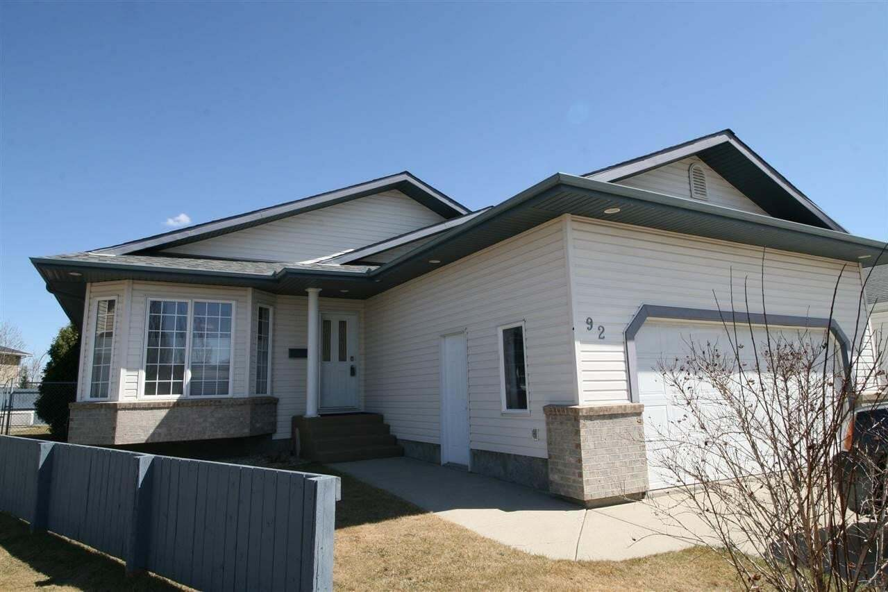 House for sale at 92 Catalina Dr Sherwood Park Alberta - MLS: E4193490