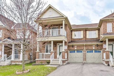 Townhouse for sale at 92 Chokecherry Cres Markham Ontario - MLS: N4445345
