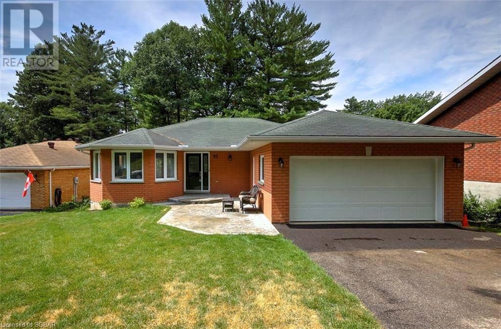 House for sale at 92 Church St Penetanguishene Ontario - MLS: 213038