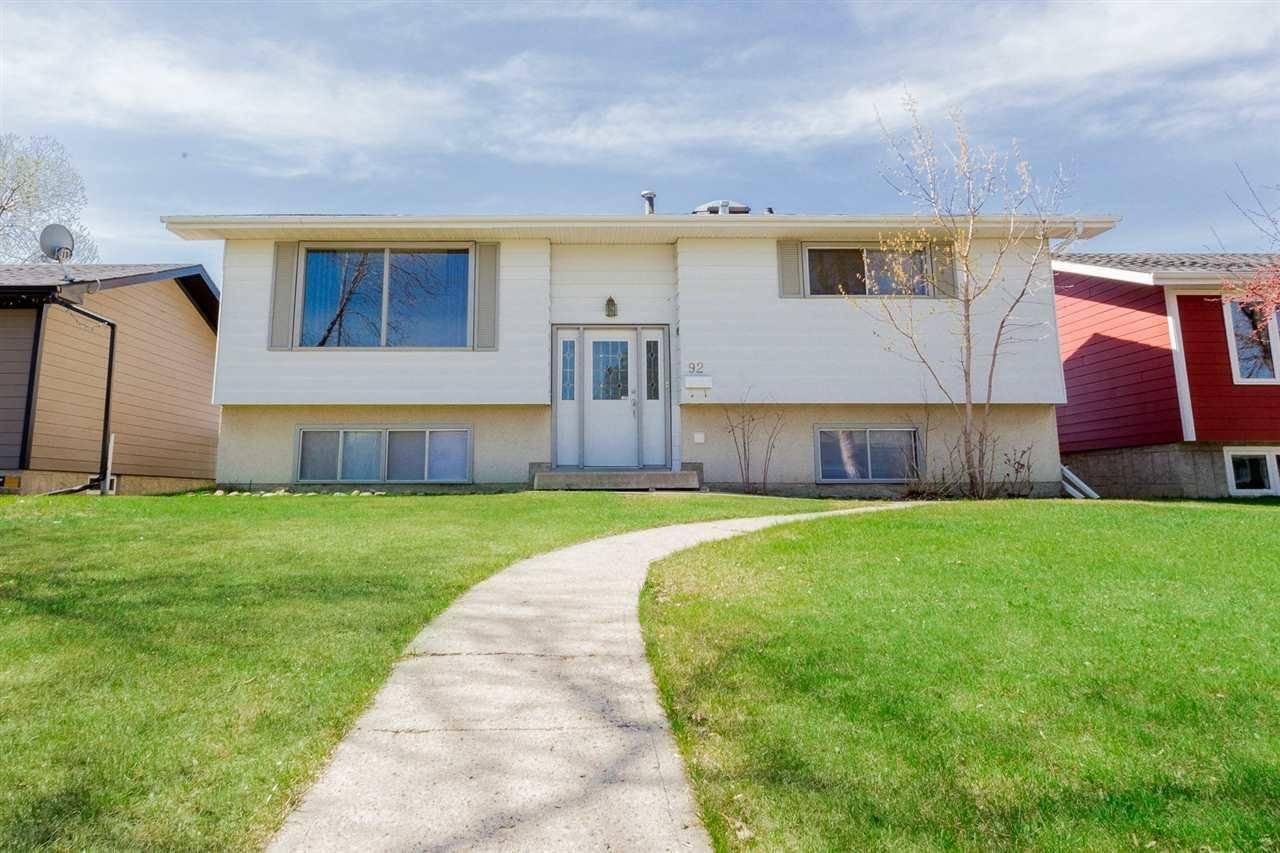 House for sale at 92 Corinthia Dr Leduc Alberta - MLS: E4157246