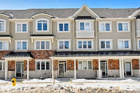 Townhouse for sale at 92 Cornell Centre Blvd Markham Ontario - MLS: N4694117
