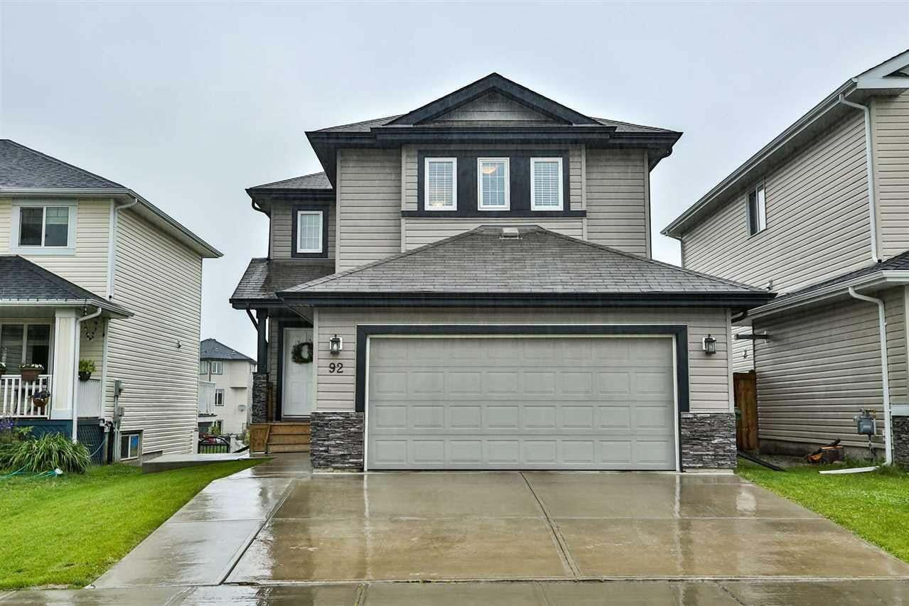 House for sale at 92 Dalquist Ba Leduc Alberta - MLS: E4204487