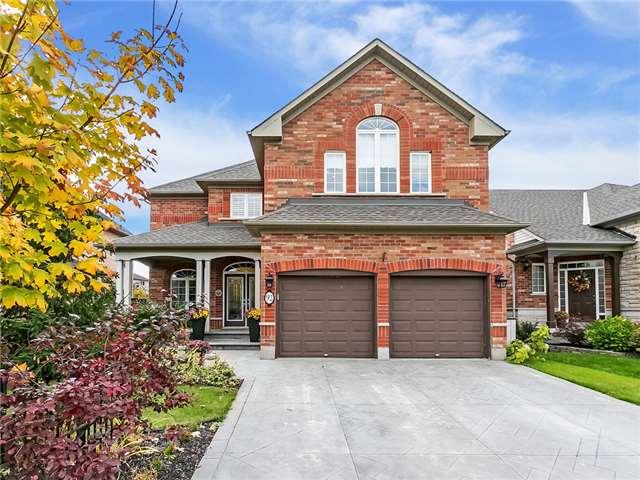 House for sale at 92 Davidson Boulevard Hamilton Ontario - MLS: X4287699