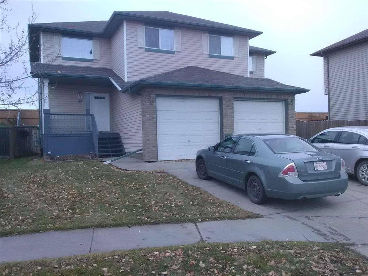 Townhouse for sale at 92 Douglas Ln Leduc Alberta - MLS: E4177767