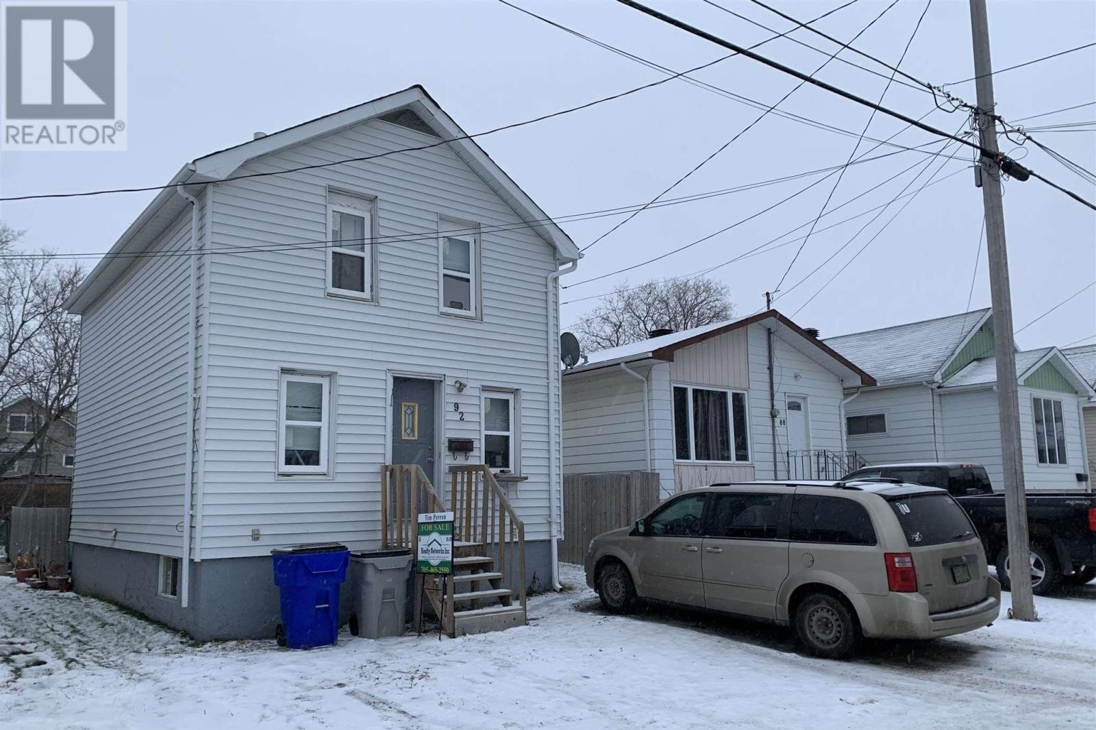 Townhouse for sale at 92 Elm St N Timmins Ontario - MLS: TM202360