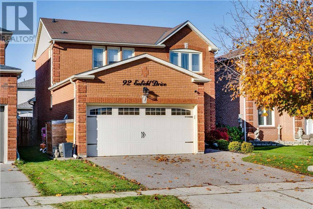 House for sale at 92 Enfield Dr Cambridge Ontario - MLS: 30776782
