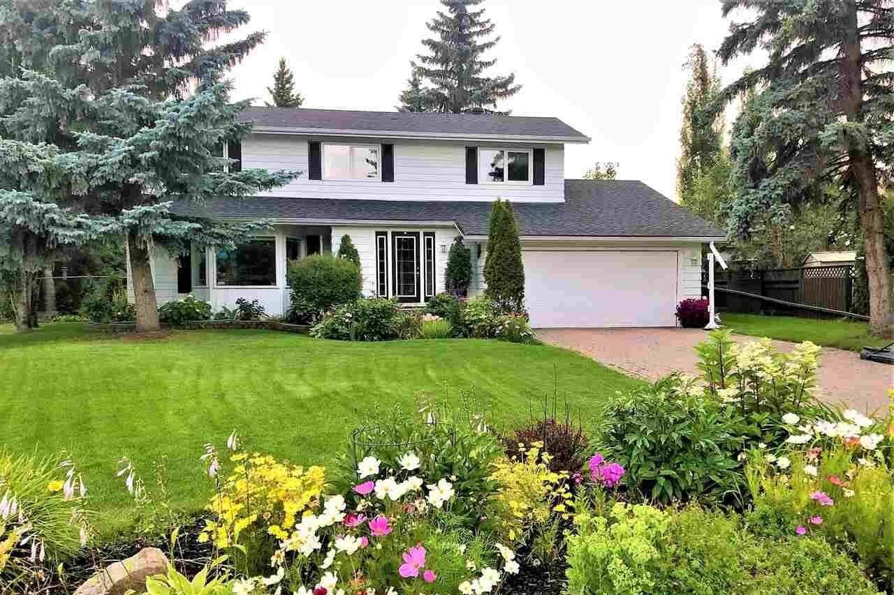House for sale at 92 Fairway Dr NW Edmonton Alberta - MLS: E4210383