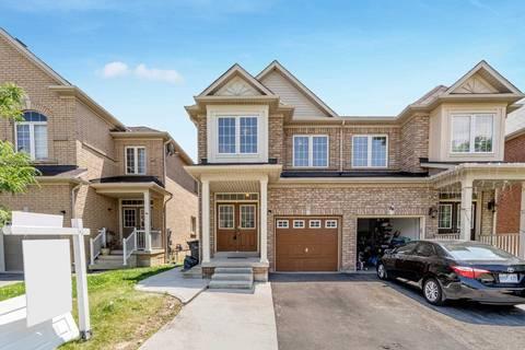 Townhouse for sale at 92 Kilrea Wy Brampton Ontario - MLS: W4503334