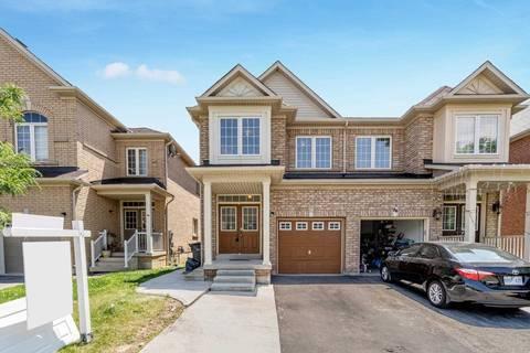 Townhouse for sale at 92 Kilrea Wy Brampton Ontario - MLS: W4522837
