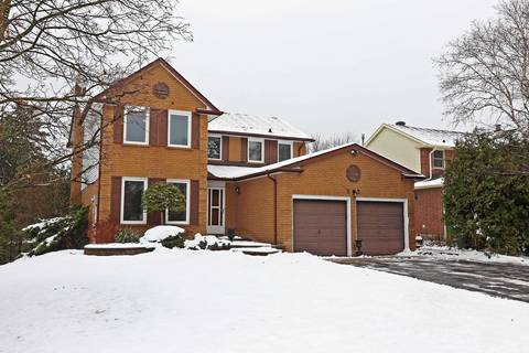 House for sale at 92 Kingsview Dr Caledon Ontario - MLS: W4645689
