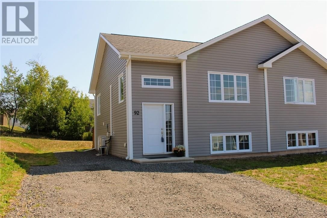House for sale at 92 Lancefield Cres Moncton New Brunswick - MLS: M130208