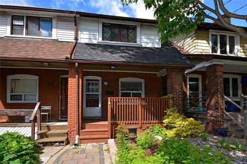 Townhouse for rent at 92 Larchmount Ave Toronto Ontario - MLS: E4477036