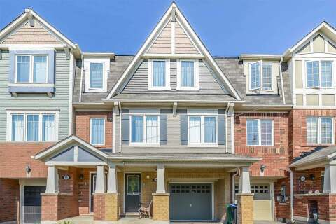 Townhouse for sale at 92 Lathbury St Brampton Ontario - MLS: W4918144