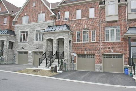 Townhouse for rent at 92 Mack Clement Ln Richmond Hill Ontario - MLS: N4733021