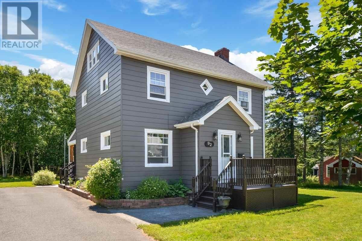 House for sale at 92 Macrae Ave Sydney River Nova Scotia - MLS: 202013937