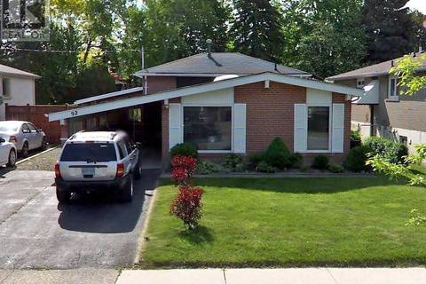 House for sale at 92 Mercury Rd Toronto Ontario - MLS: W4456914