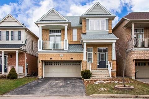 House for sale at 92 Montreal Circ Hamilton Ontario - MLS: X4696955