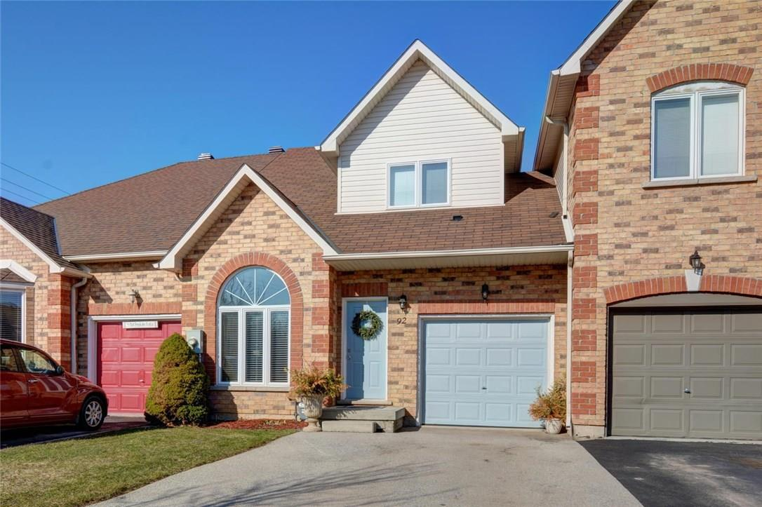 For Sale: 92 Morrison Crescent, Grimsby, ON | 4 Bed, 2 Bath Townhouse for $538,800. See 23 photos!