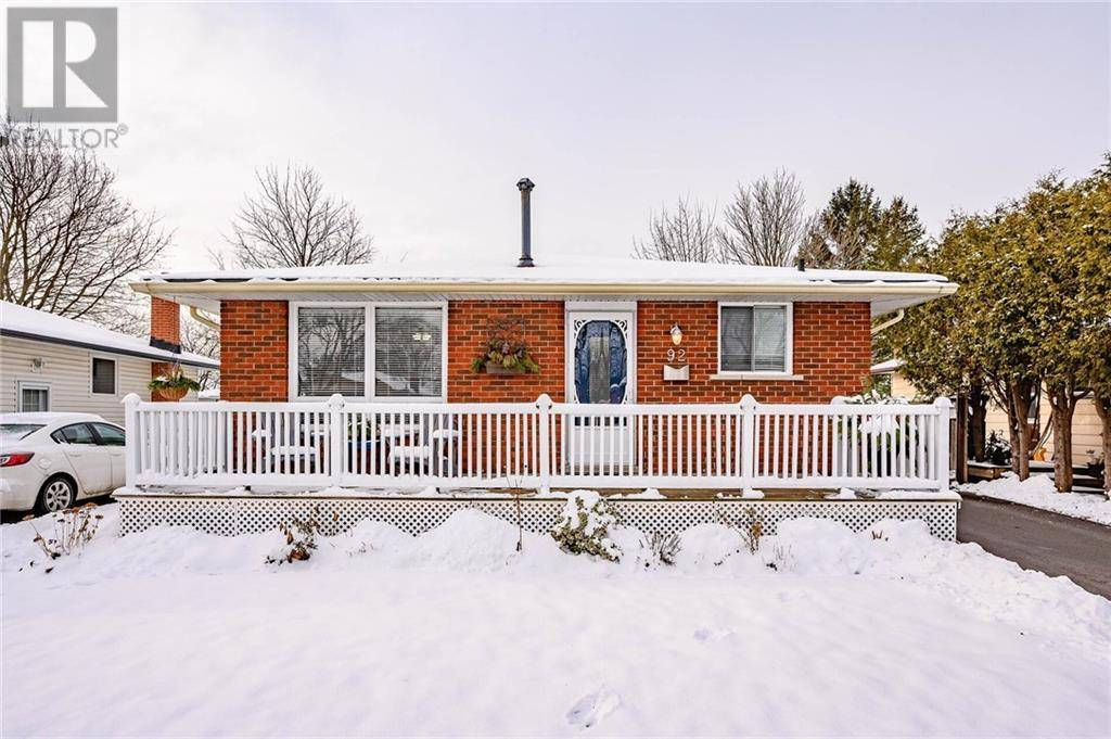 House for sale at 92 Mountford Dr Guelph Ontario - MLS: 30784063