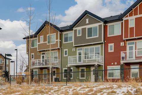 Townhouse for sale at 92 Nolan Hill Ht Northwest Calgary Alberta - MLS: C4282069