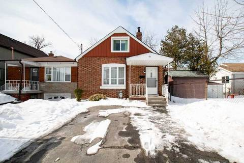 House for sale at 92 North Edgely Ave Toronto Ontario - MLS: E4379172