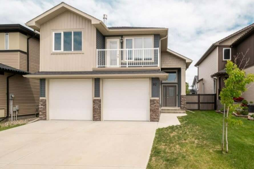 House for sale at 92 Northlander Wy West Lethbridge Alberta - MLS: A1006758